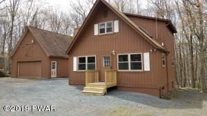 107 Ledgeway Lane, Lords Valley, PA 18428
