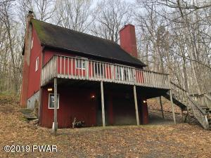 802 Basswood Court East, Lords Valley, PA 18428