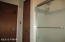 Deep Linen Closet in Bath