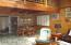 Family Room through sliders