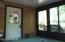 Enclosed Porch. Keeps the home super clean! Great for coming in from outdoor activities.
