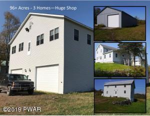 695 Pine Mill Rd, Equinunk, PA 18417