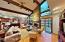 Downstairs - View From Basement Door/Hallway