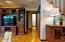 Hallway Towards Master Bedroom / Main Bathroom / Downstairs Bedroom