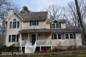 106 Eisenhower Drive, Lords Valley, PA 18428