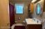 Bathroom offers tub and shower