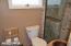 2nd floor bathroom in big house