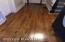 Gorgeous refurbished original hardwood floors !