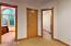 Loft Facing Bathroom (3) and Bedroom (3) on the Left