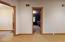 Heading Towards Upstairs Bedroom (2) and Bathroom (3)