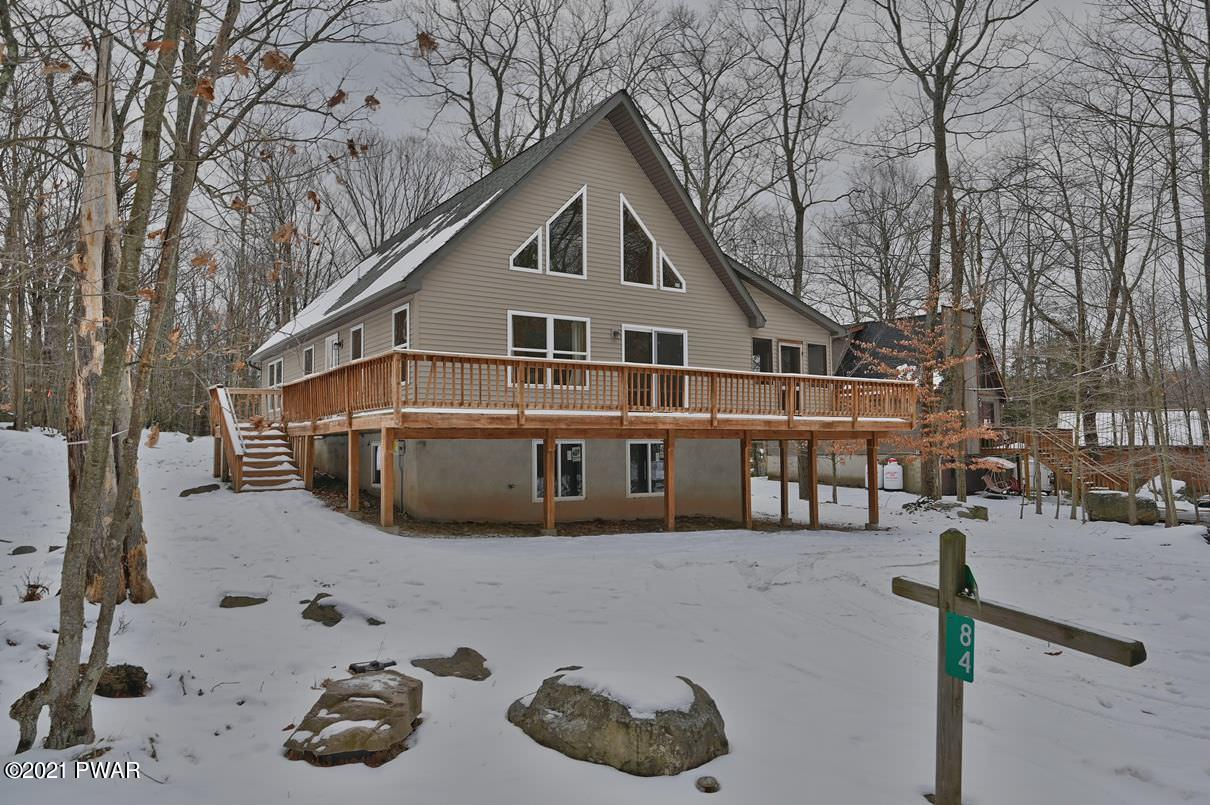 Your Chalet In The Poconos!