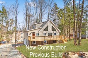 New Construction - Previous Built House - 1033 Lake Shore