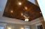 V Groove Pine in Master Ceiling