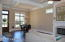 Formal Dining Area and Entryway Upon Entering Home