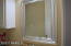 Contemporary Mirrors in Guest Bath and Thru Out House