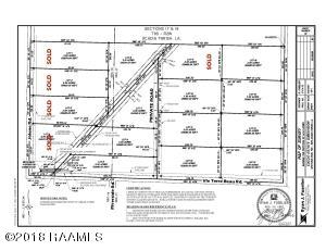 Lot 5 Vie Terre Beau Road, Basile, LA 70515
