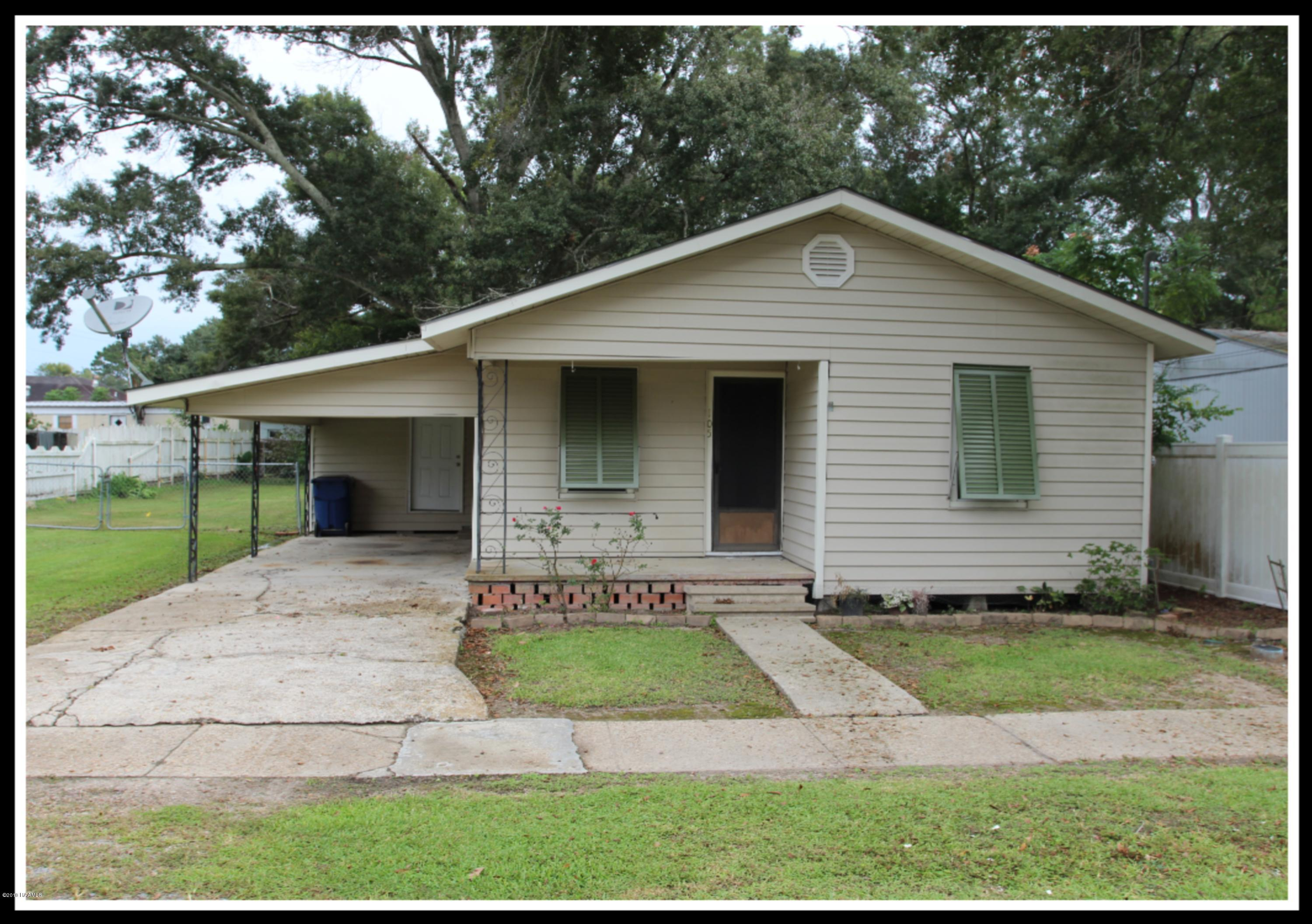 105 2nd Street, Duson, LA 70529 Photo #1