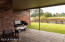 Extended Covered Patio with Gutters