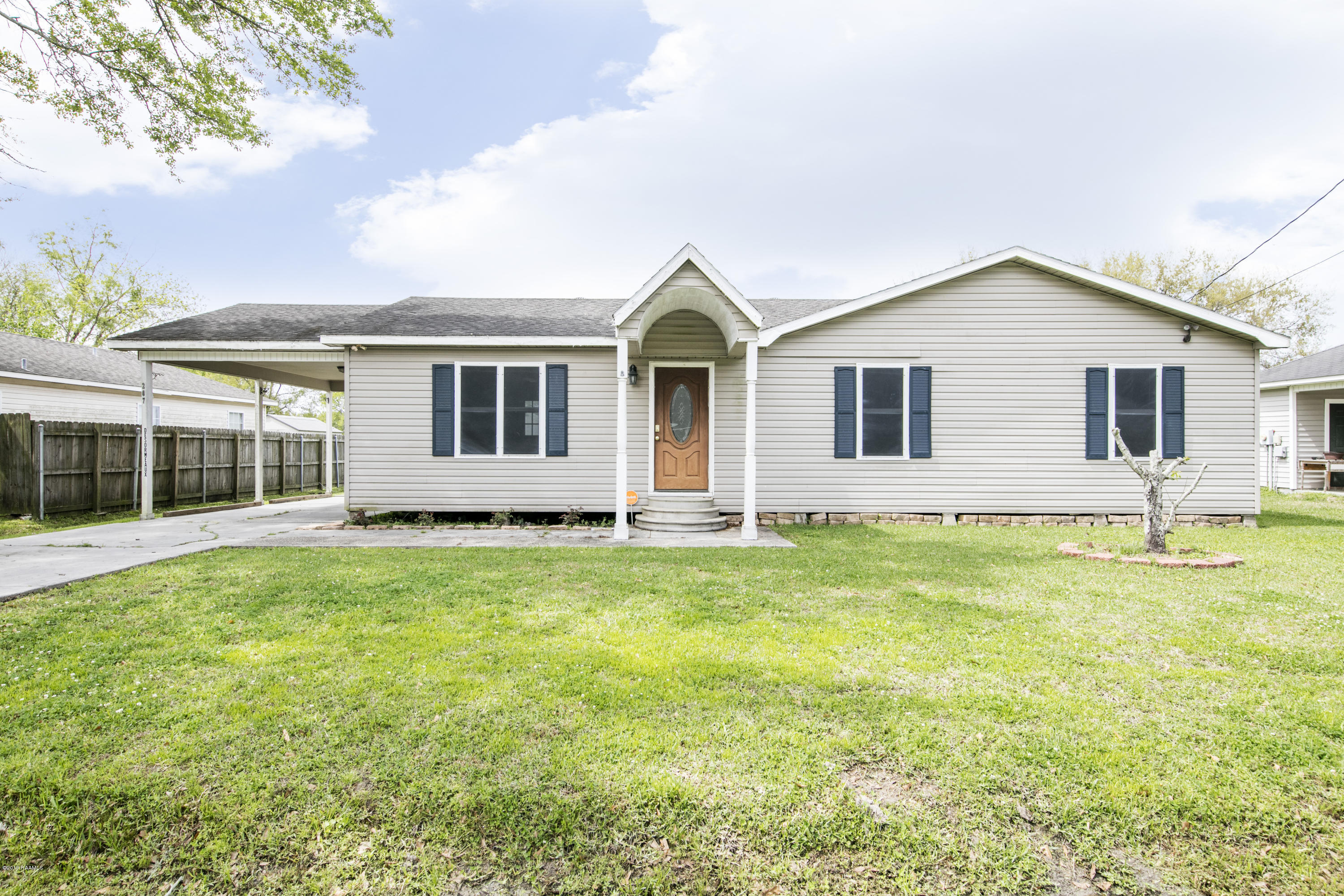 207 Morningside Drive, Duson, LA 70529