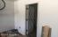 Garage storage room
