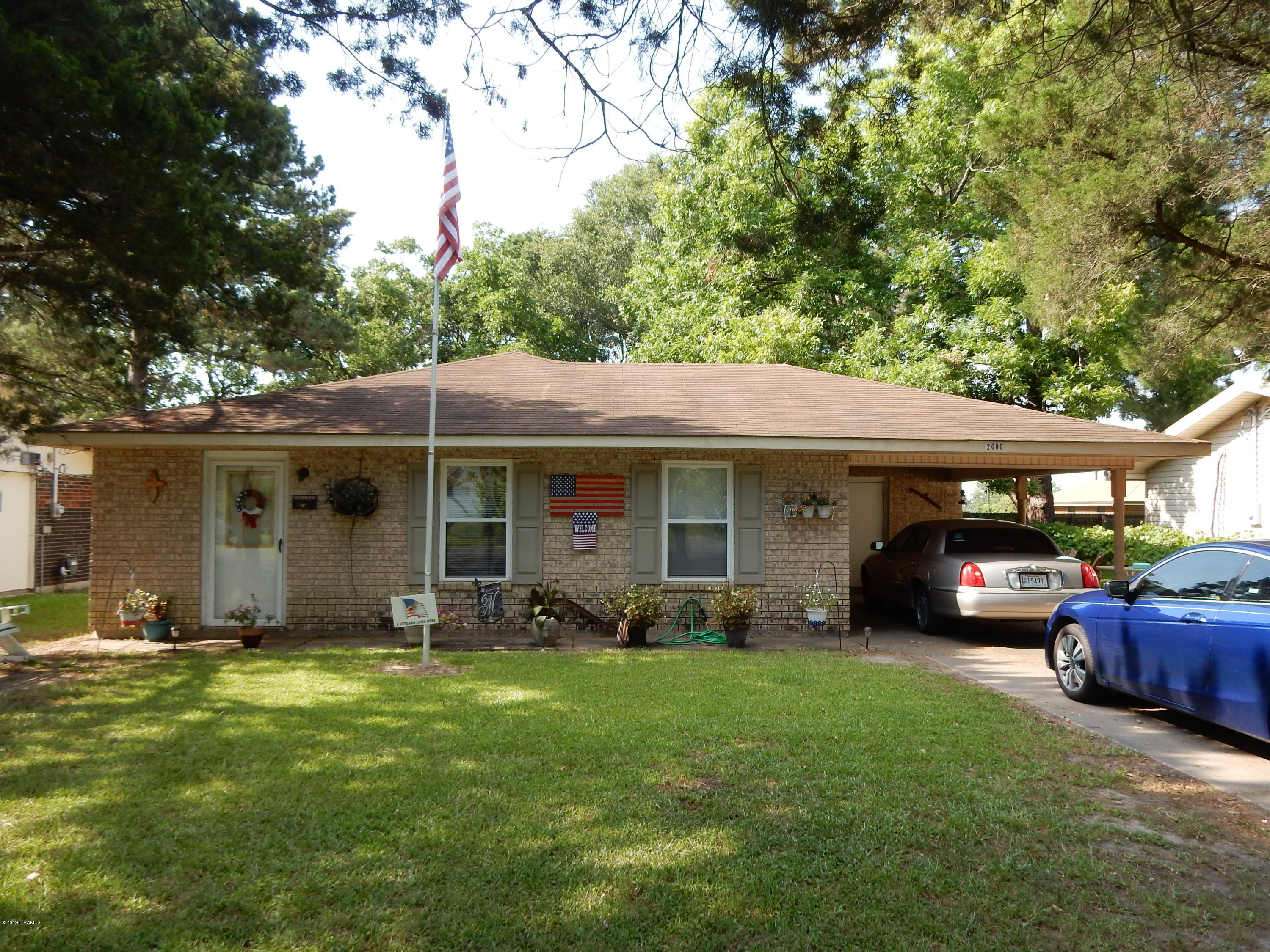 2000 Dudley Street W, Eunice, LA 70535 Photo #1