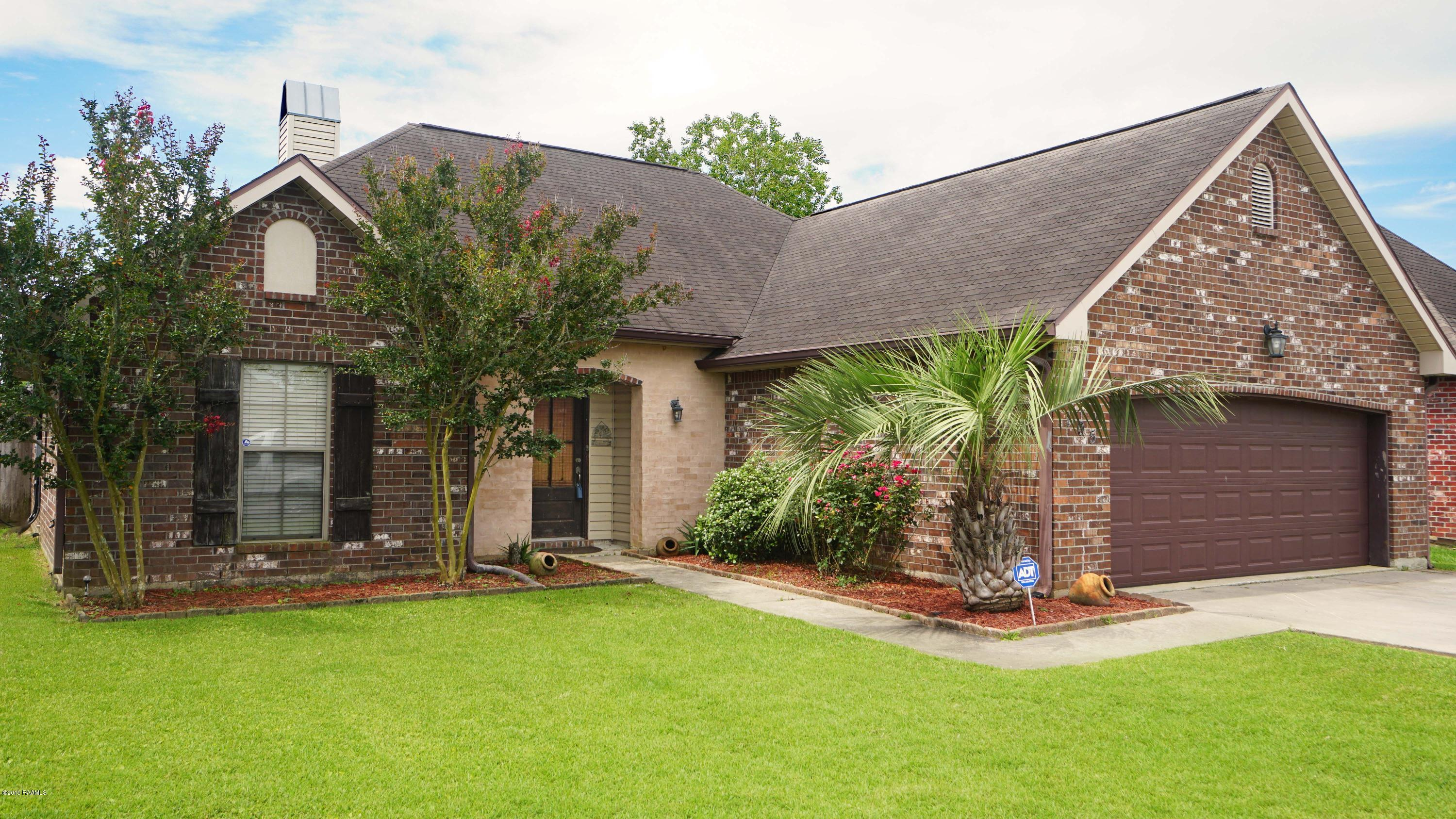 105 Nestling Cove, Carencro, LA 70520