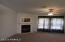 living room firelplace