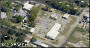 +/- 3 acres of stabilized yard