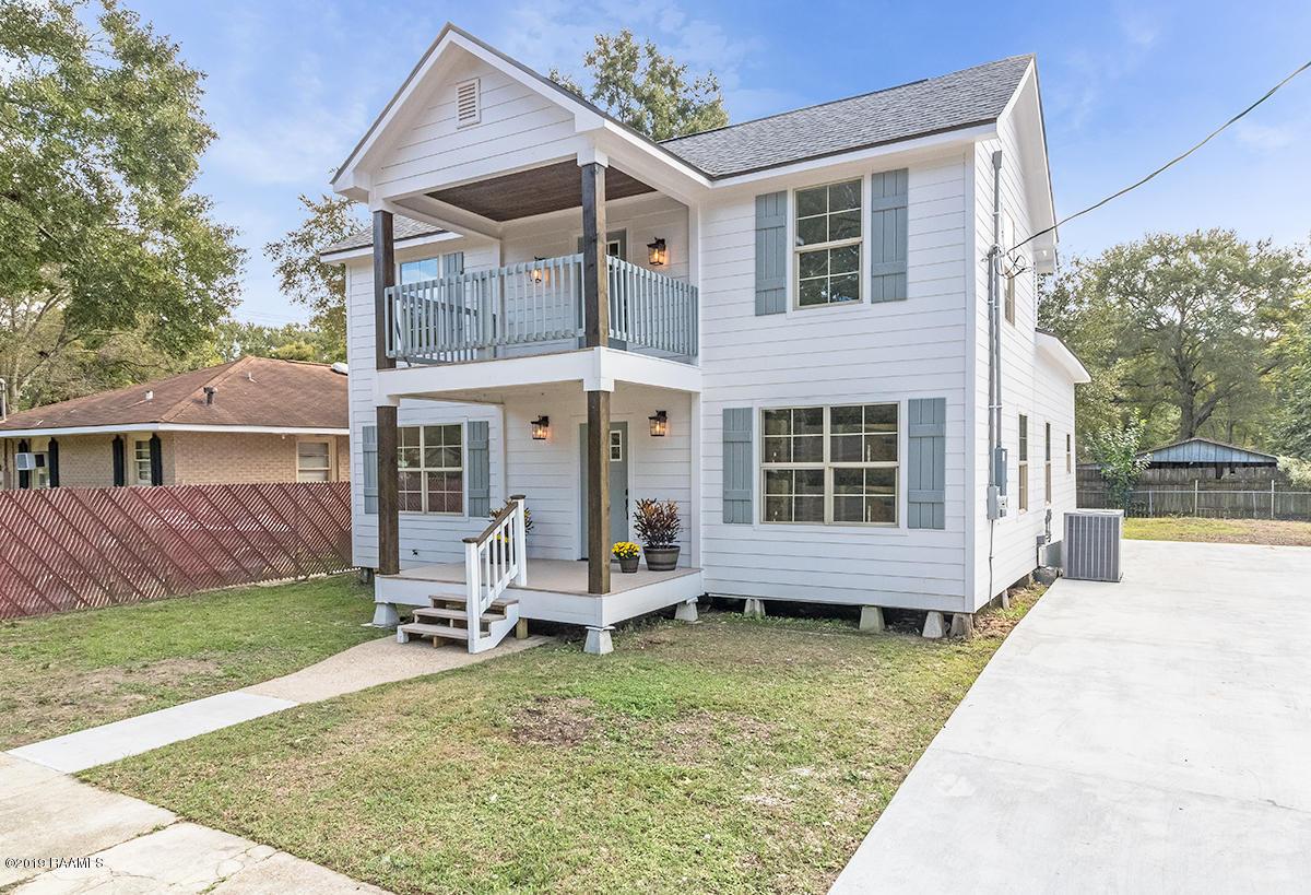 721 Oak Avenue W, Eunice, LA 70535