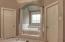 Master bath tub area