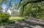 Private Driveway under the Live Oaks.