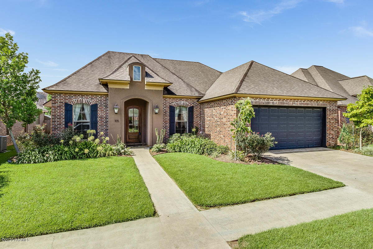 105 Spring View Drive, Youngsville, LA 70592 Photo #1