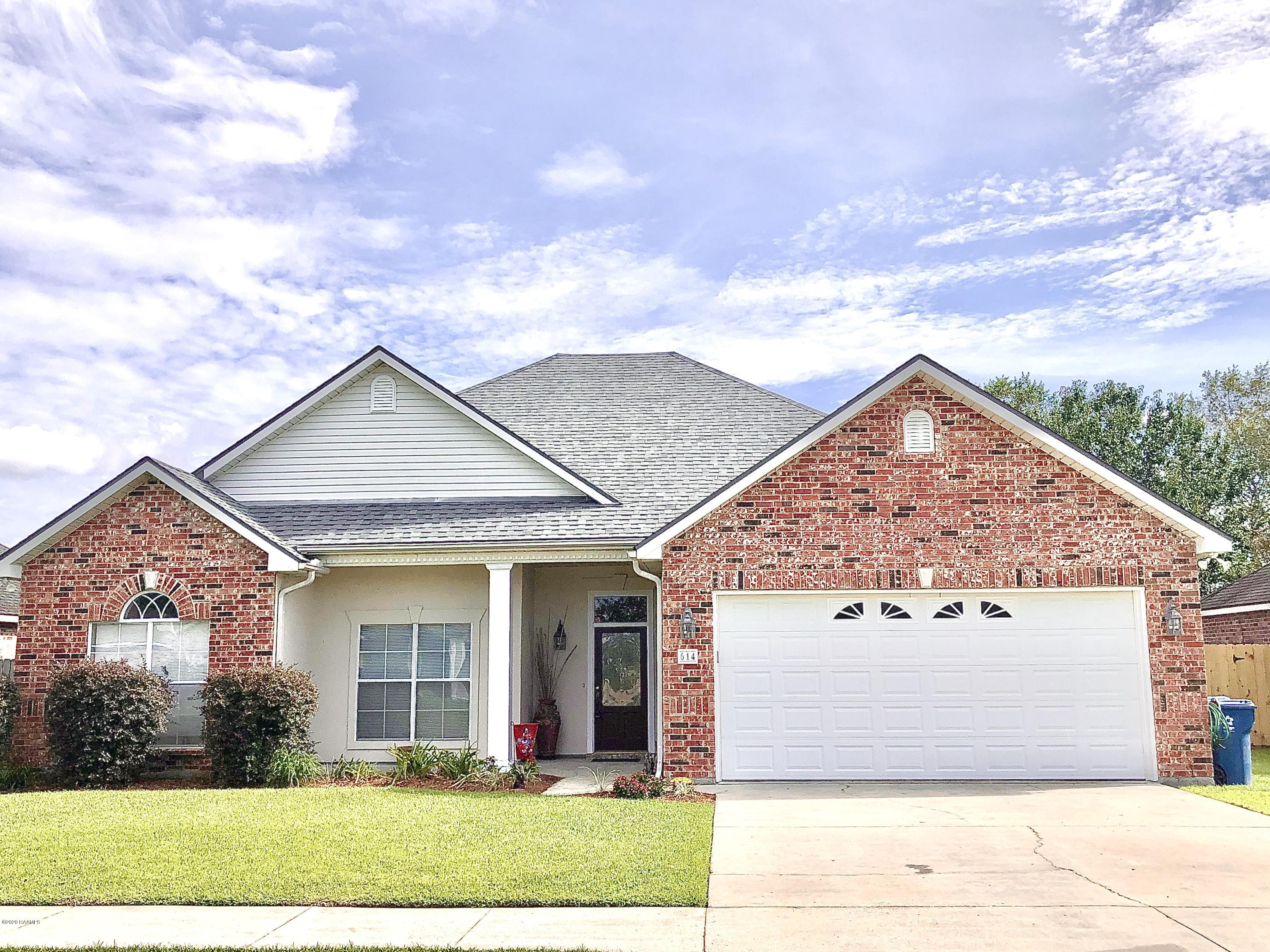 614 Wind Haven Lane, Lafayette, LA 70506 Photo #1