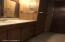 2nd bathroom's vanity area