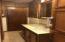 View of hall bathroom