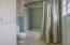 Tub/shower combination