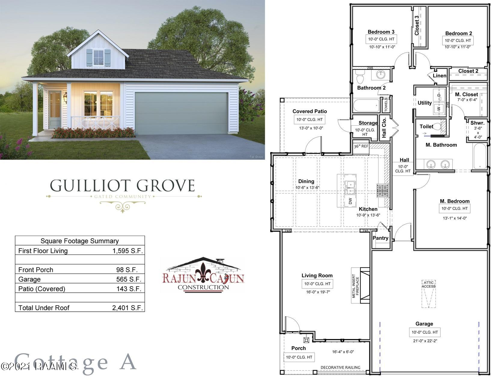 123 Jagged Grove Lane, Youngsville, LA 70592 Photo #2