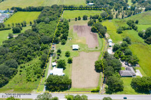13.394 Unrestricted Acres of Verot near San Sebastian!