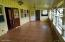 Multi Purpose Sunroom with wall unit for AC & Heat