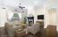 virtual rendering of living room