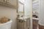 Bathroom 2 - Hall Access