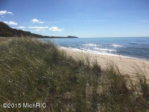 11.44 Acres Crescent Beach Road, Onekama, MI 49675