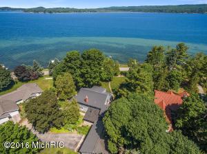 Stunning home on Portage Lake!