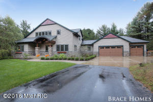 16960 EAGLE LAKE Drive Grand Rapids Home Listings - Mark Brace Real Estate Homes Condos Property For Sale