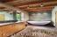Lower level bath/spa in main home