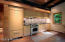 Kitchen in the carriage house
