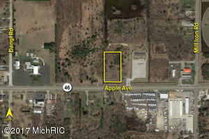 E Apple Avenue, Muskegon, MI 49442