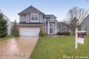 5467 Highbury Drive Grand Rapids Home Listings - Mark Brace Real Estate Homes Condos Property For Sale