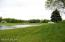 Lot overlooking 17th fairway of St. Ives Golf Club