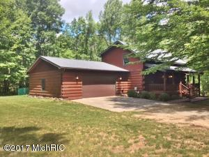 12102 Red Feather Lane, Canadian Lakes, MI 49346